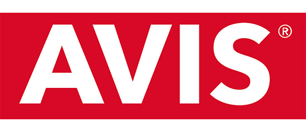 AVIS red logo