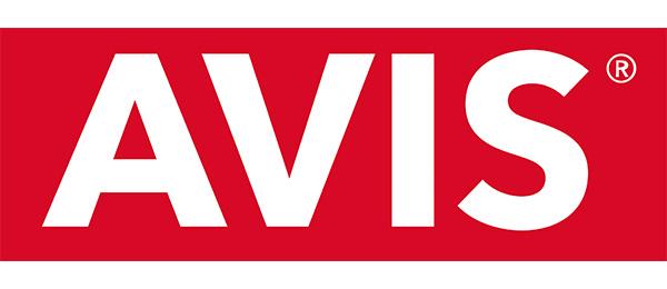 AVIS red logo