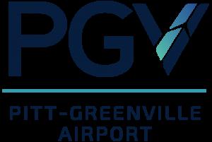 Pitt-Greenville Airport Logo