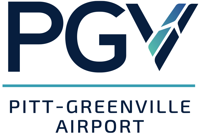 Pitt-Greenville Airport Logo